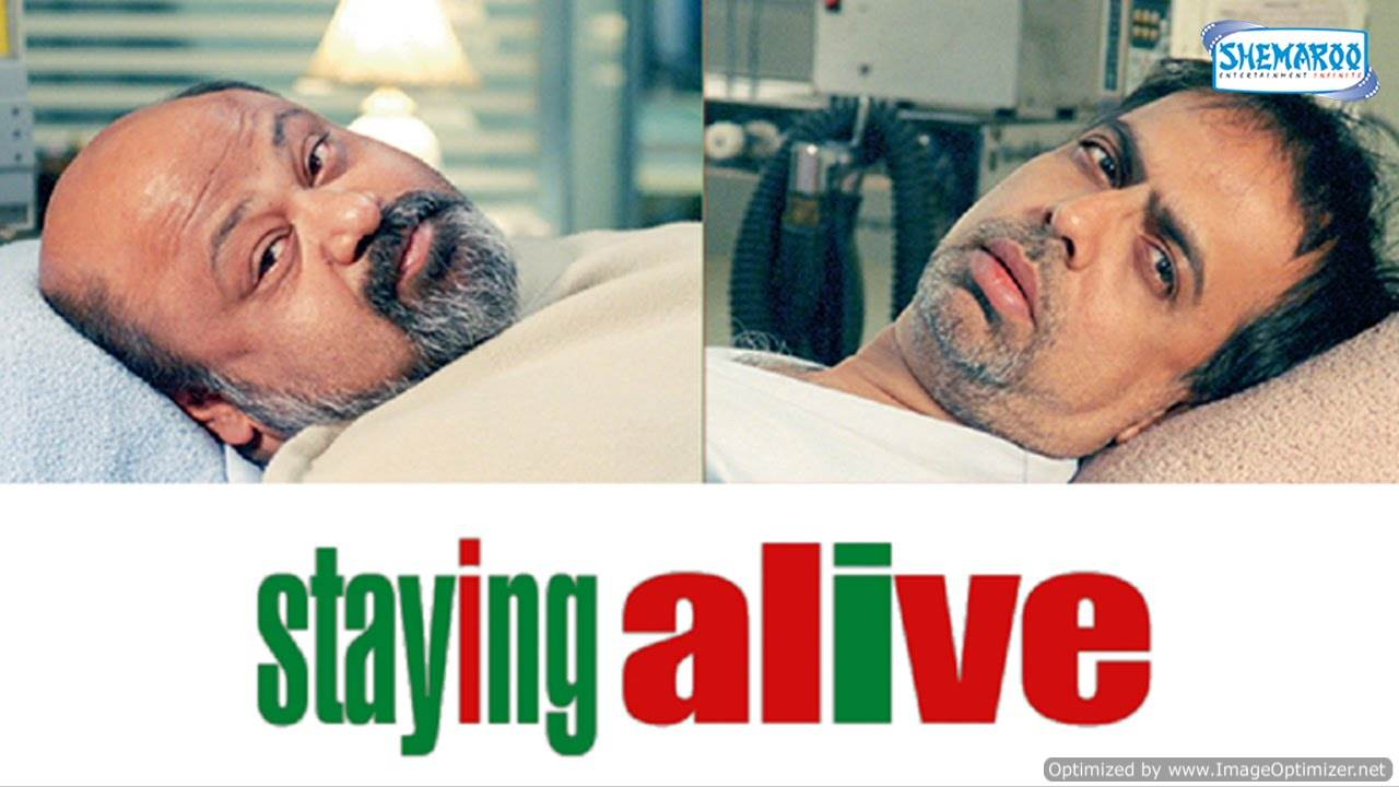 Staying Alive Movie Review Hindi