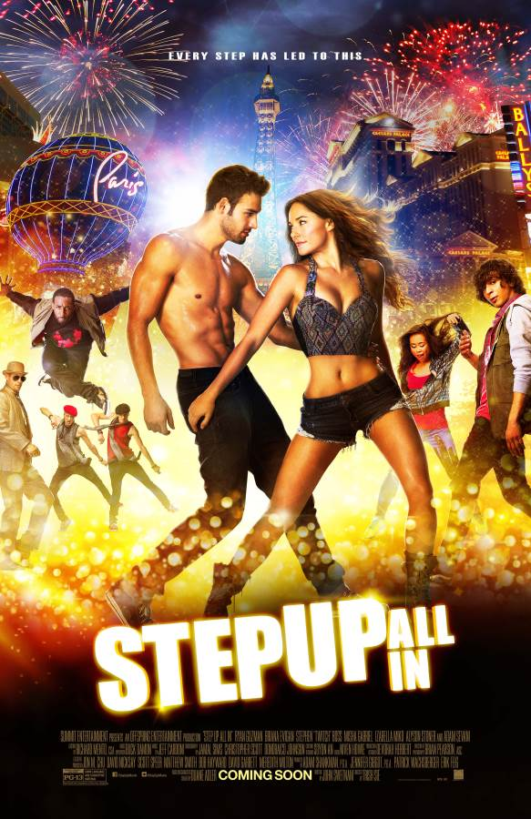 Step Up: All In Movie Review English