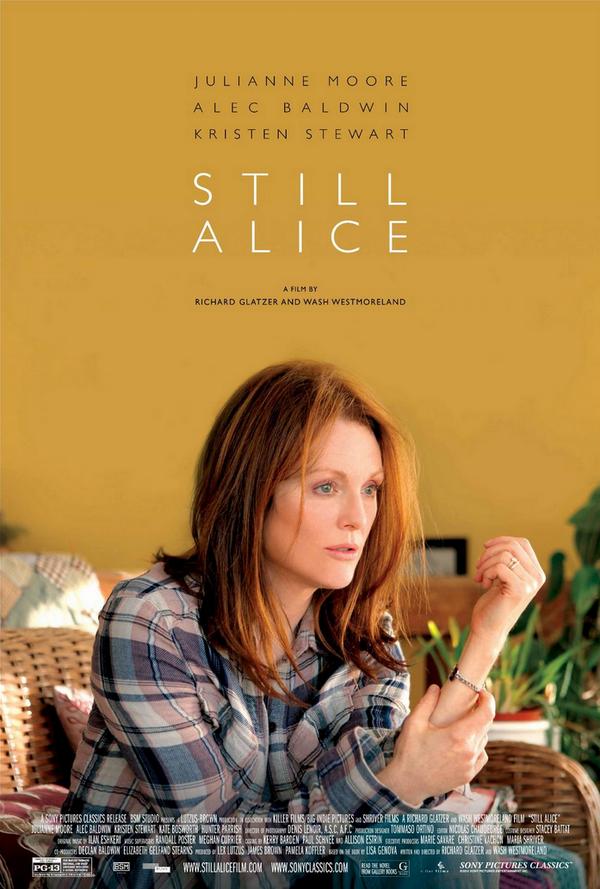 Still Alice Movie Review English