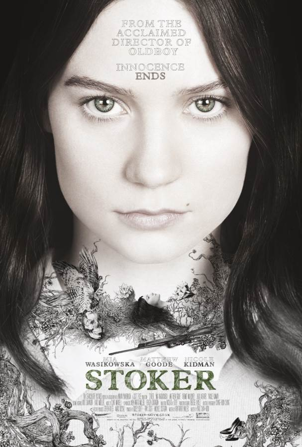 Stoker Movie Review English