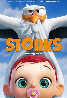 Storks Movie Review English Movie Review