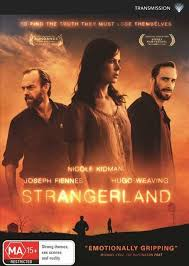 Strangerland Movie Review English Movie Review