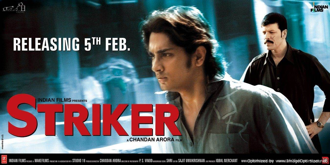Striker Movie Review Hindi