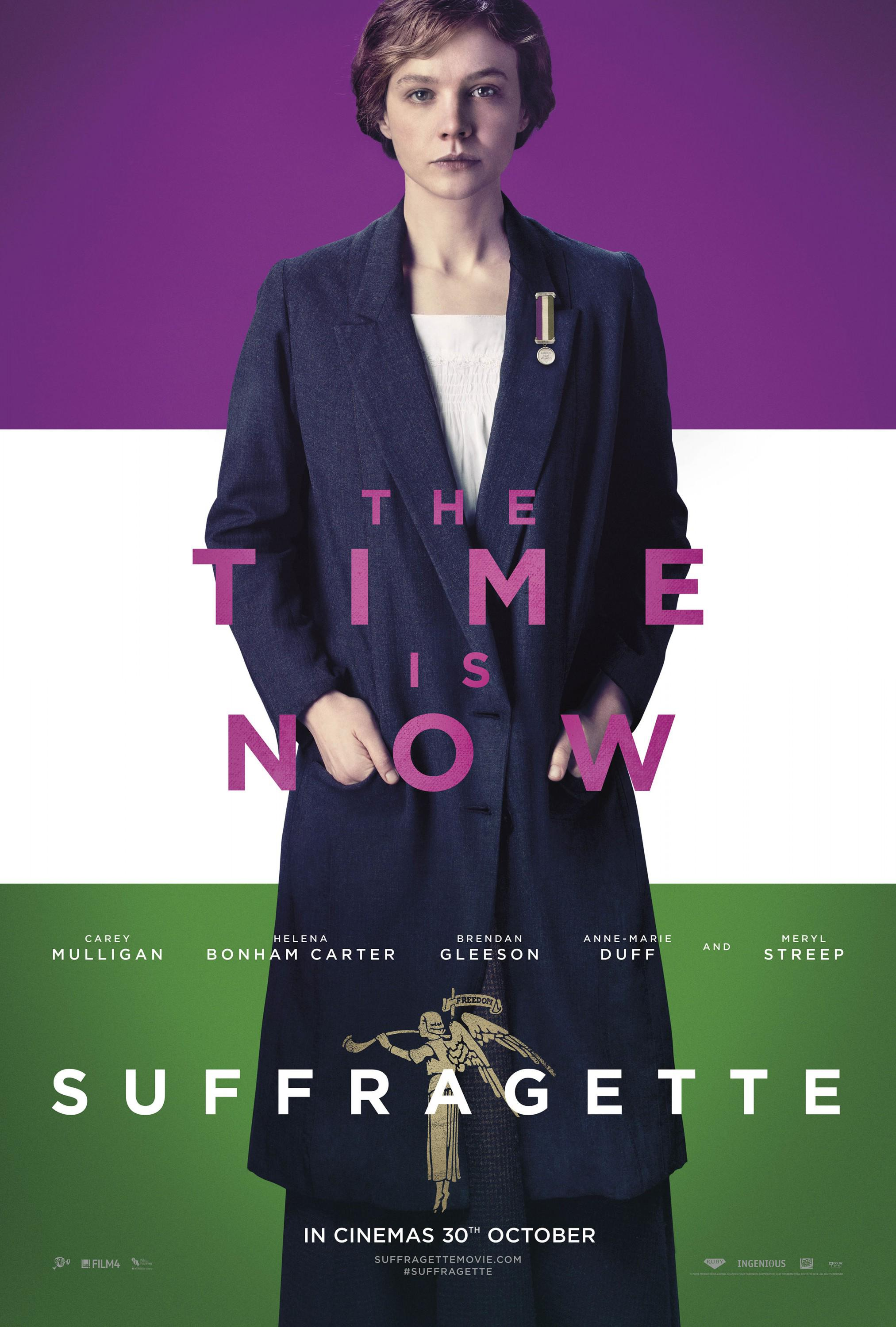 Suffragette Movie Review English