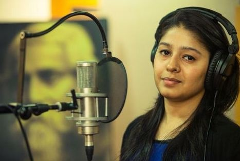 Sunidhi Chauhan's Peppy Tunes!