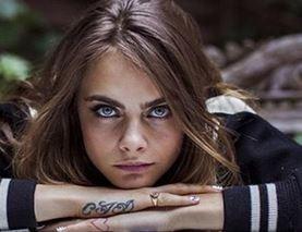 Super Model Cara Delevingne Opens Up About Her ..