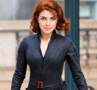 Super Woman Priyanka Chopra Is On The Way!