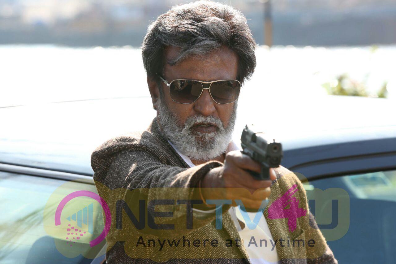 Superstar Rajanikanth in  KABALI Movie Exclusive Stills