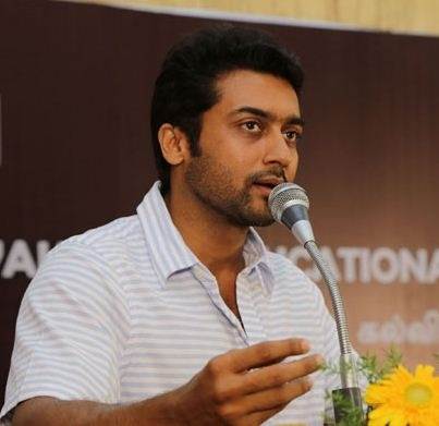 Suriya's Timely Help Save The Lives Of Two!