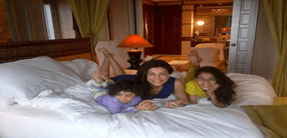 Susmita Sen SShared Her Daughter's Childhood With World Through A Video