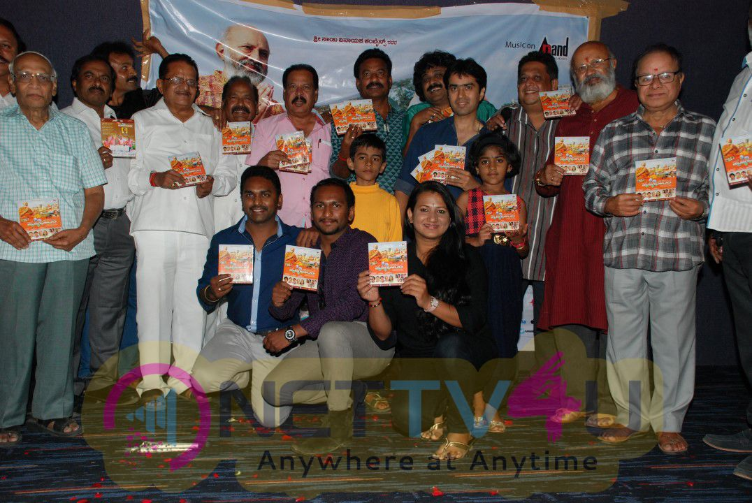 Swachcha Bharatha Film Audio Release Photos