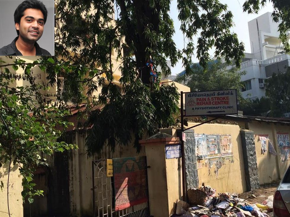 T Nagar People Search For TR And Simbu!