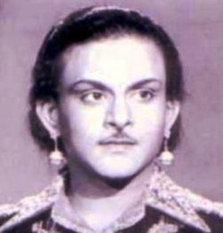 T. R. Mahalingam Tamil Actor