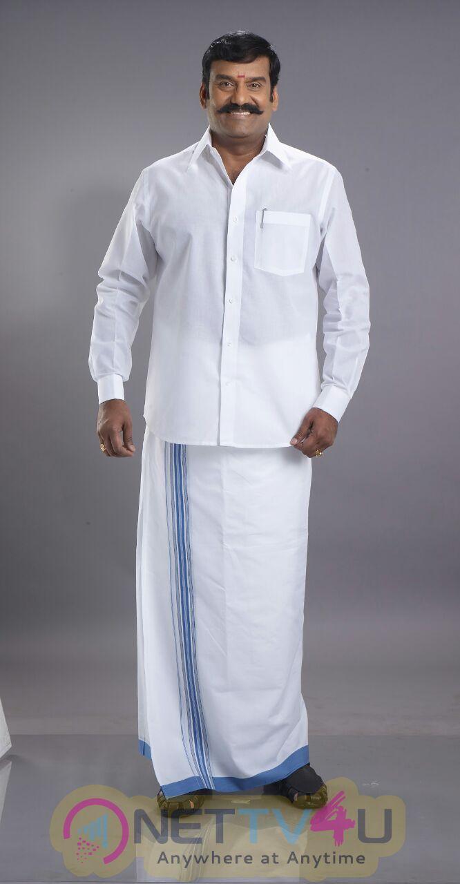 Tamil  Actor Napoleon Latest Attractive Stills
