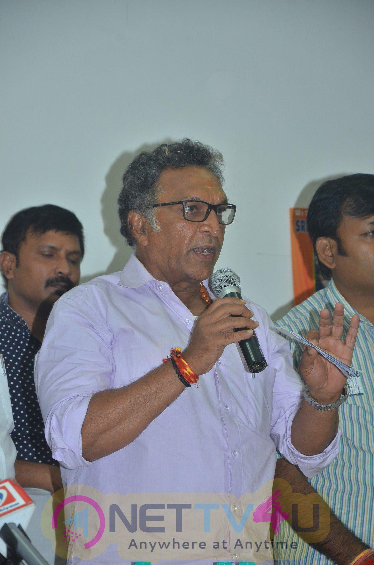 Tamil Film Industry Press Meet Stills