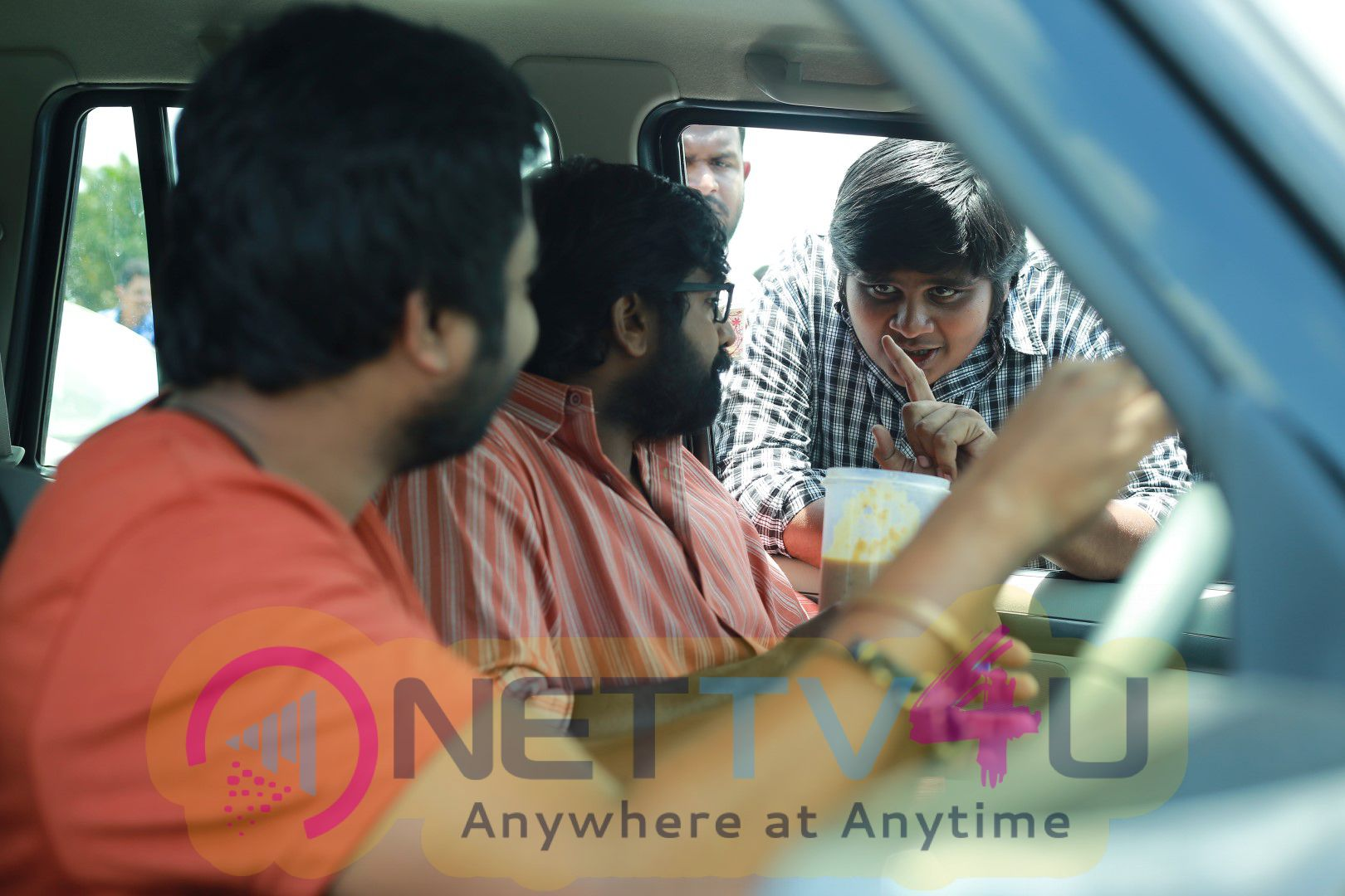 Tamil Movie Iraivi Working Attractive Stills