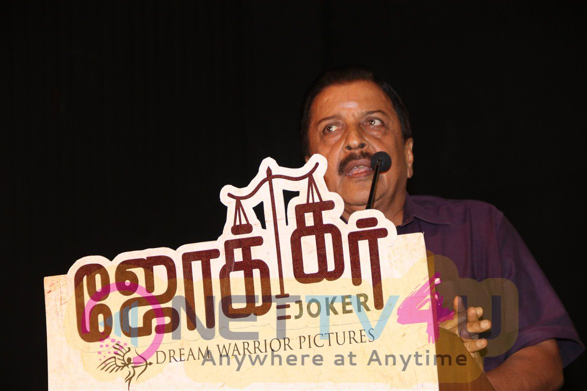 Tamil Movie Joker Success Meet Excellent Photos Tamil Gallery