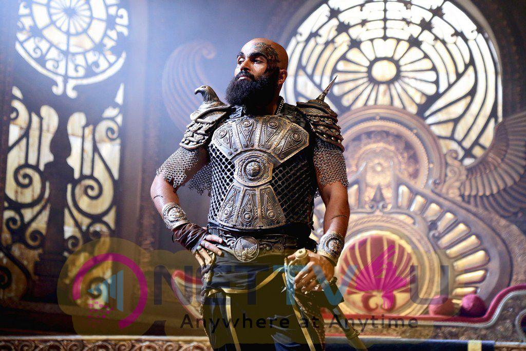 Tamil Movie Kashmora Good Looking Stills