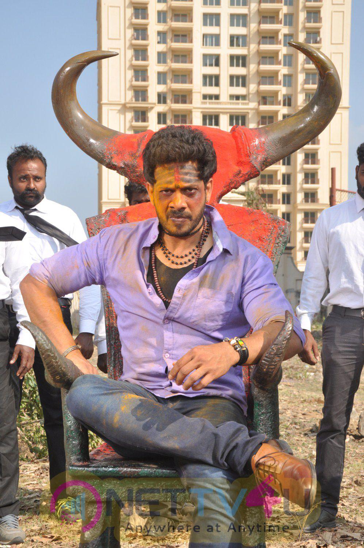 Tamil Movie Pottu Attractive Stills
