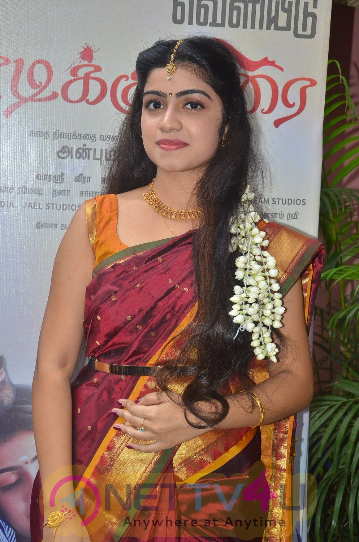 Tamil Movie Sandikuthirai Audio Launch Attractive Stills