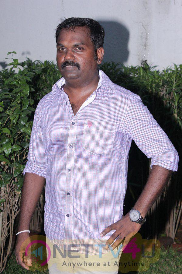 Tamil Movie Veera Sivaji Audio Launch Attractive Photos