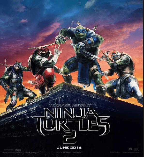 Teenage Mutant Ninja Turtles 2: Half Shell Movie Review English Movie Review