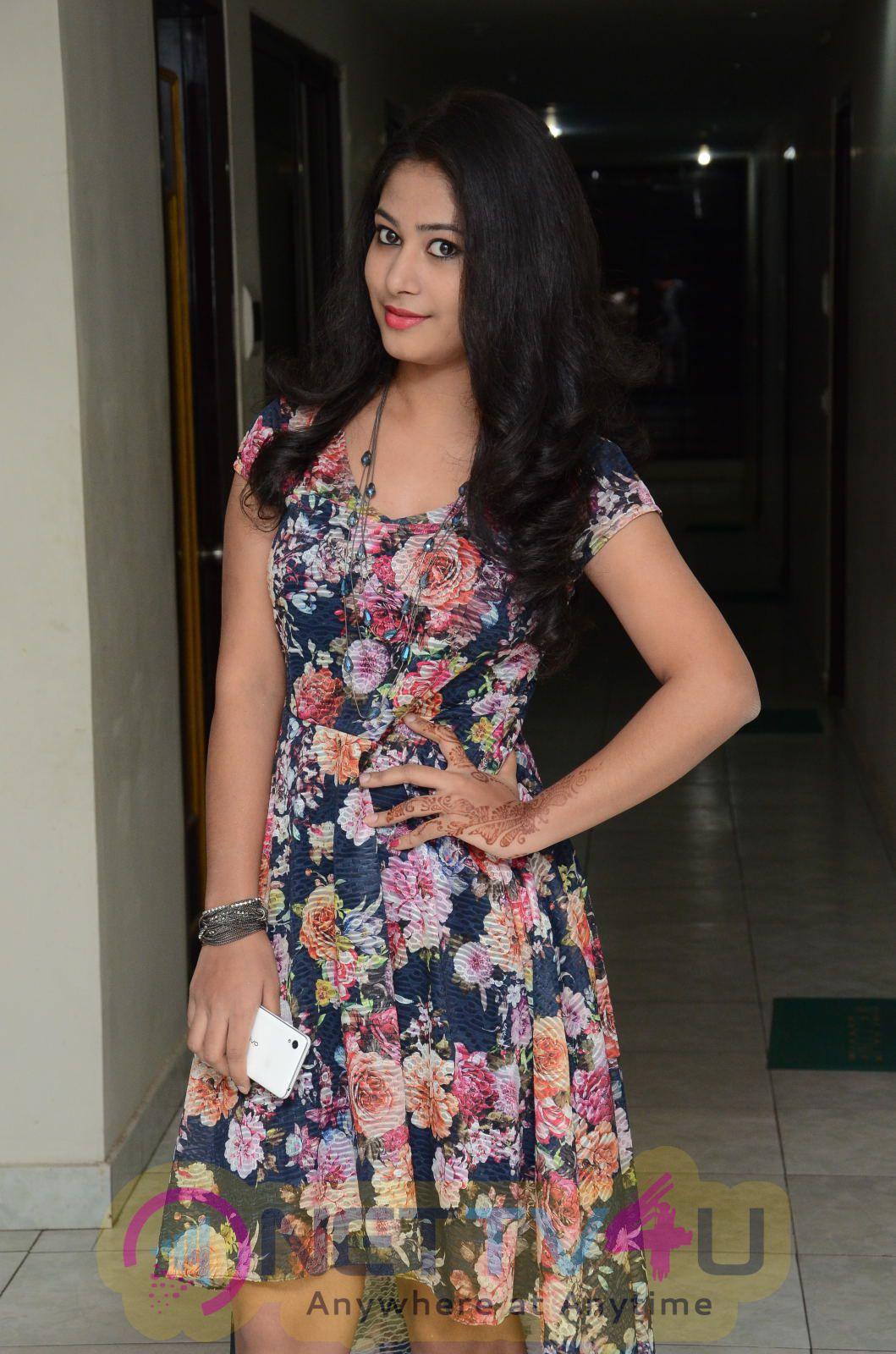 Telugu Actress Chinmayi New Exclusive Photos