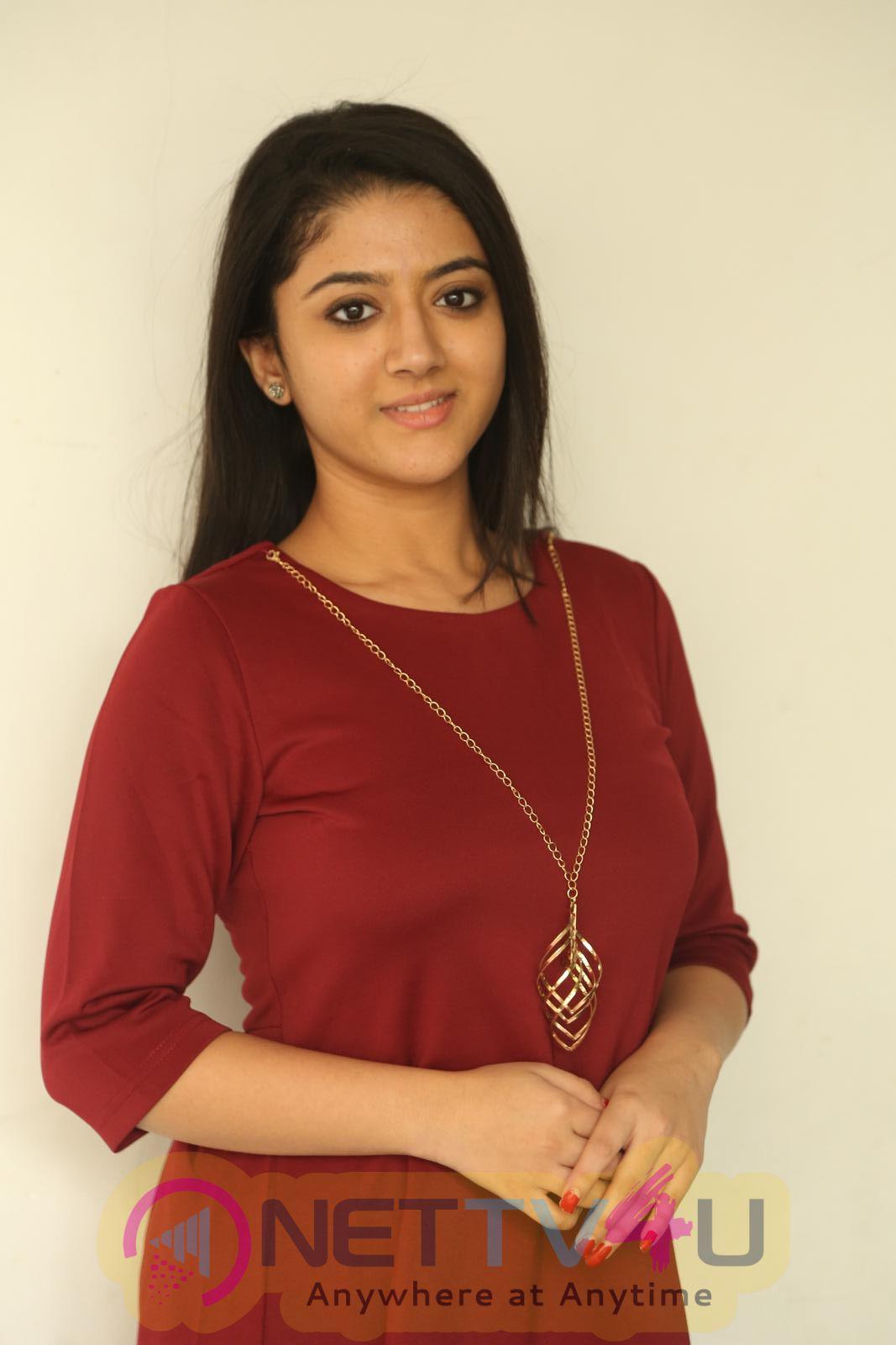 Telugu Actress Shriya Sharma Latest Photo Shoot Pics