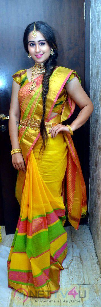 Telugu Bridal Jewellery Launch At Manepally Jewellers Exclusive Stills Telugu Gallery