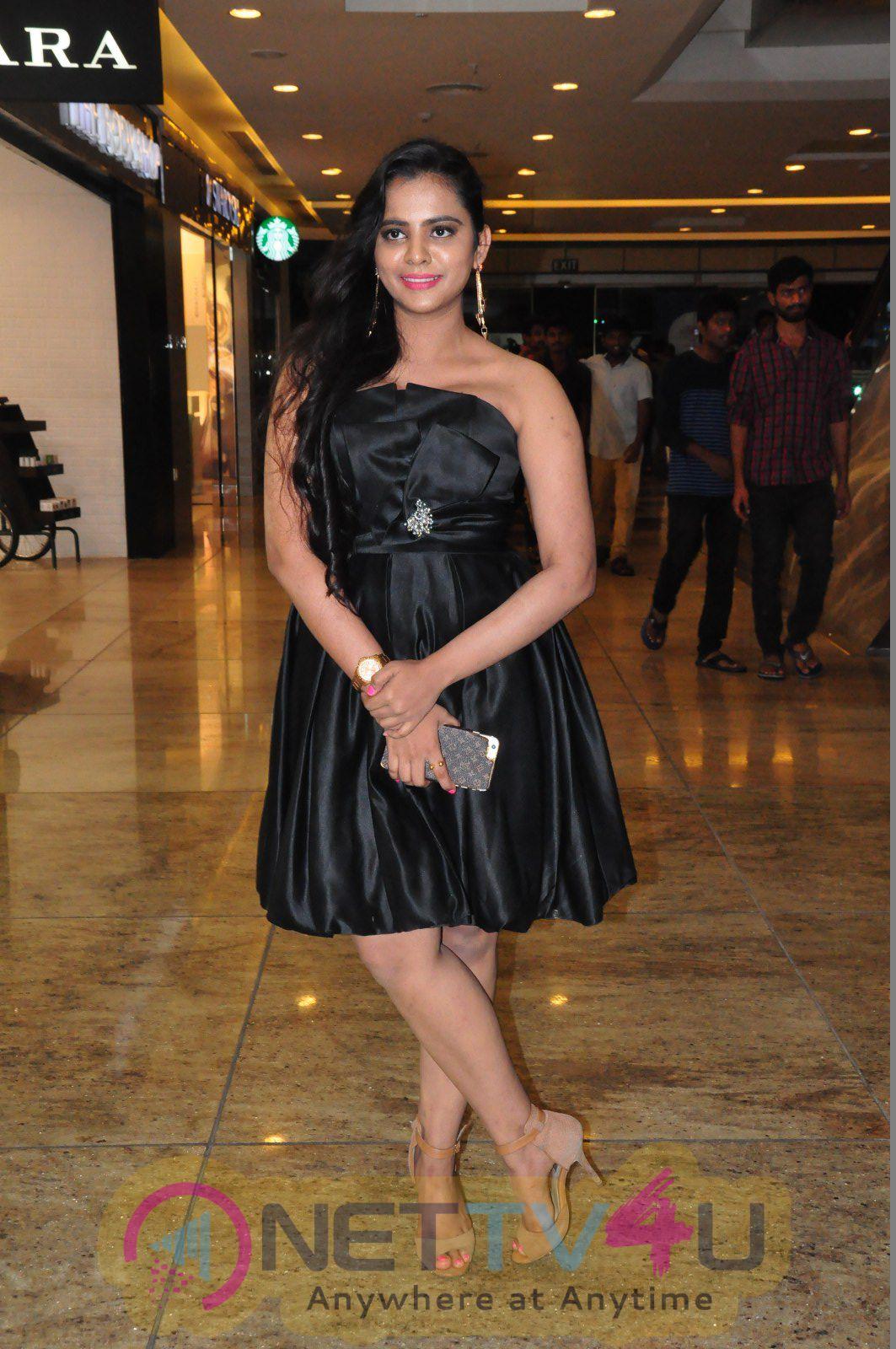 Telugu Movie Actress Manasa Latest Stills