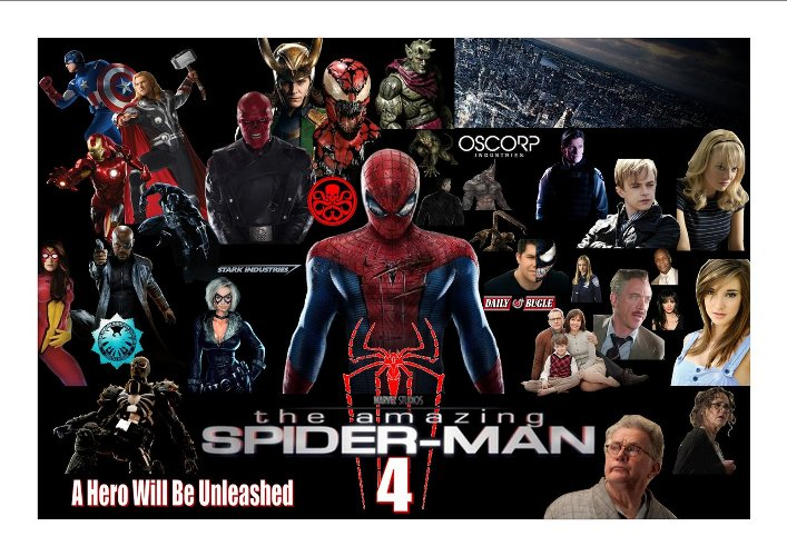 The Amazing Spider-Man 4 Movie Review English Movie Review