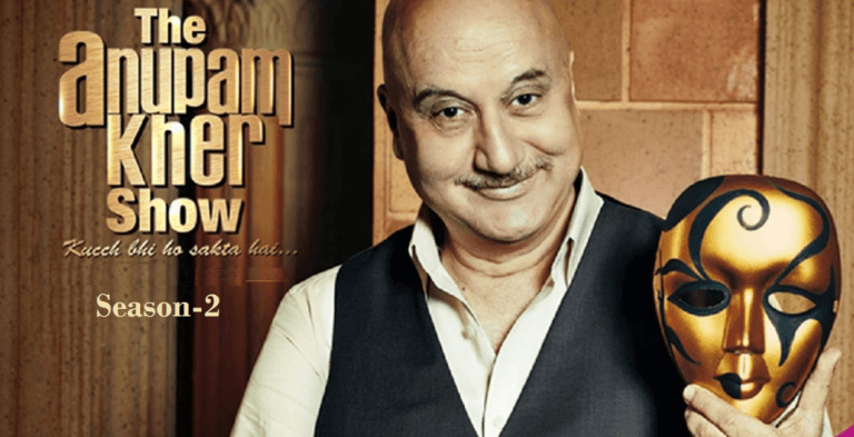 The Anupam Kher Show - Kucch Bhi Ho Sakta Hai Season 2