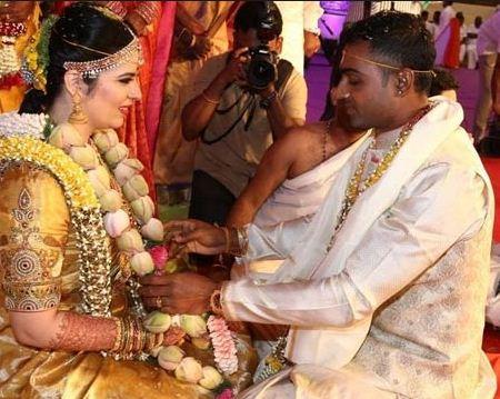 The Grand Wedding Of Rayane And Abhimanyu Mithun!