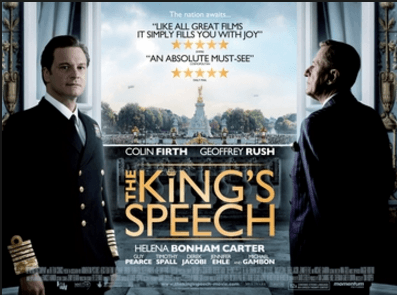 The King's Speech  Movie Review English Movie Review