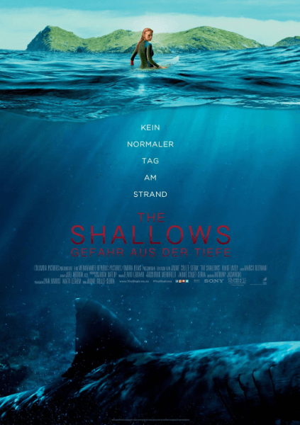 The Shallows Movie Review English Movie Review