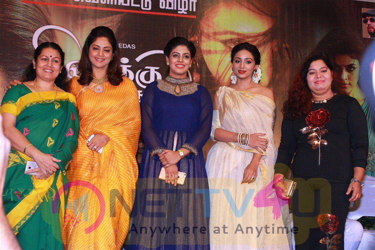 Thiraikku Varadha Kadhai Movie Audio Launch Stills Tamil Gallery