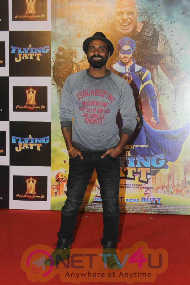 Trailer Launch Of Film Flying Jatt Gorgeous Stills Hindi Gallery