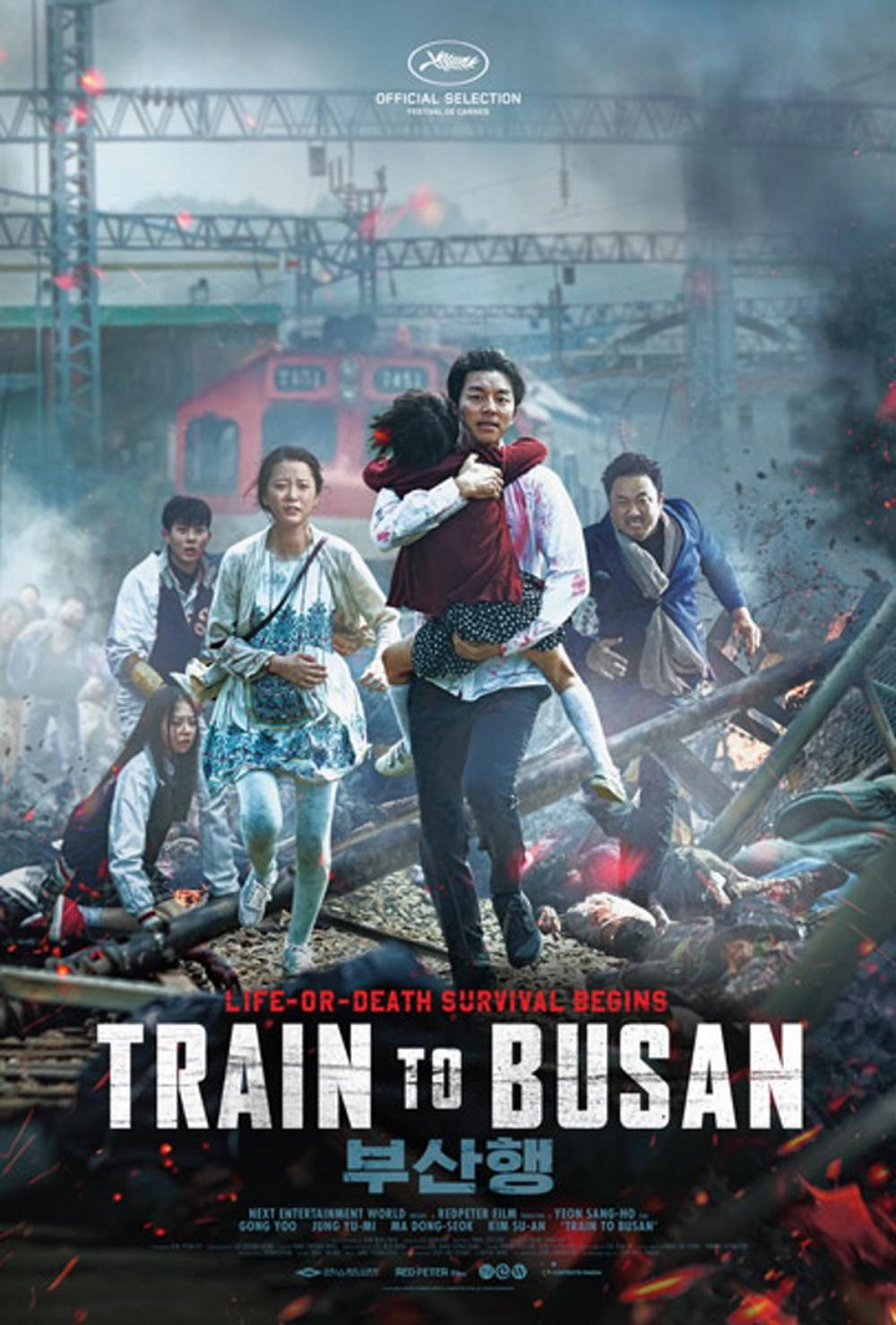 Train To Busan Movie Review English Movie Review