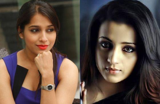 Trisha And Rashmi To Lock Horns!