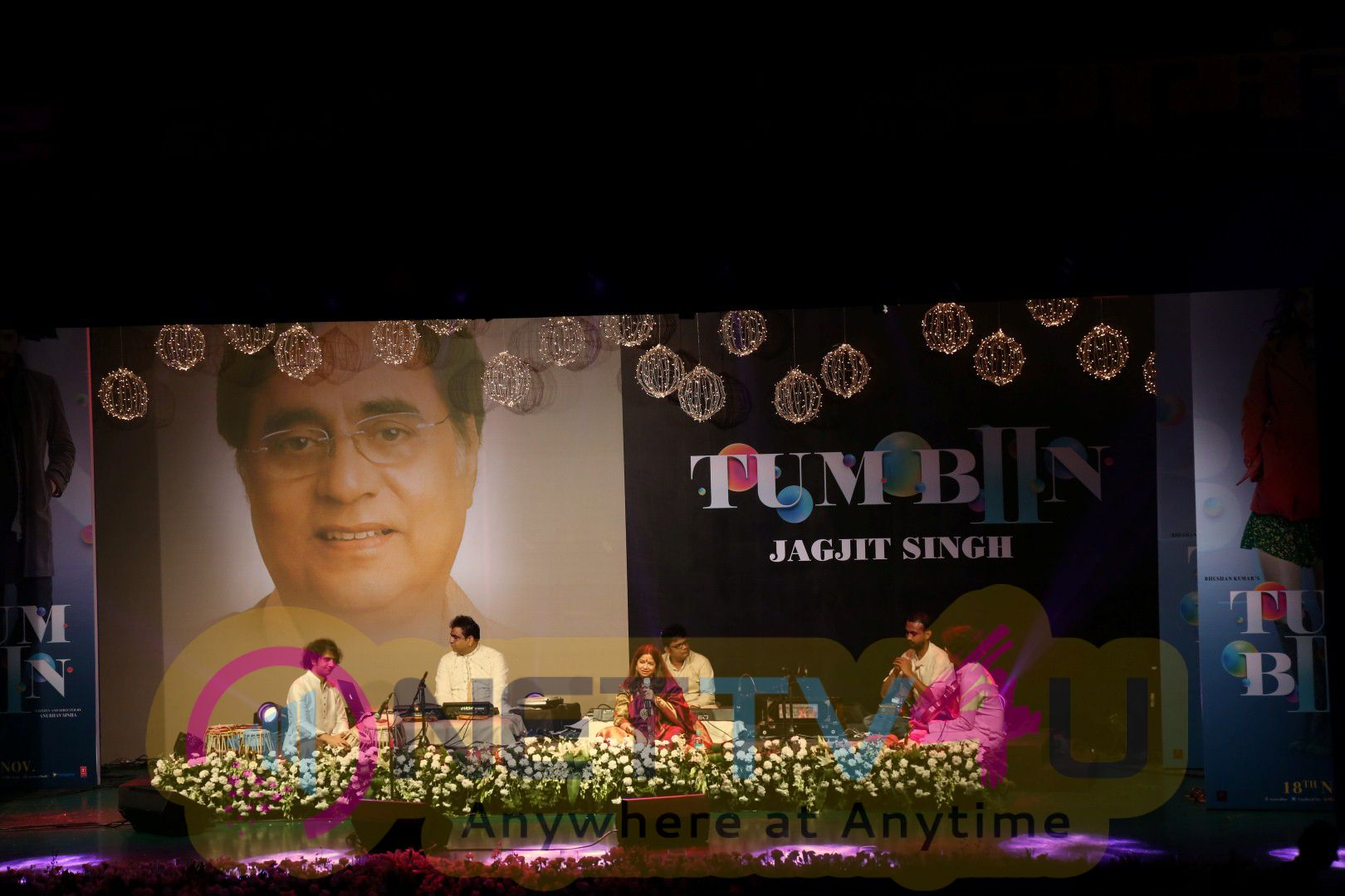 Tum Bin 2 Musical Tribute To Jagjit Singh With Many Singers Photos