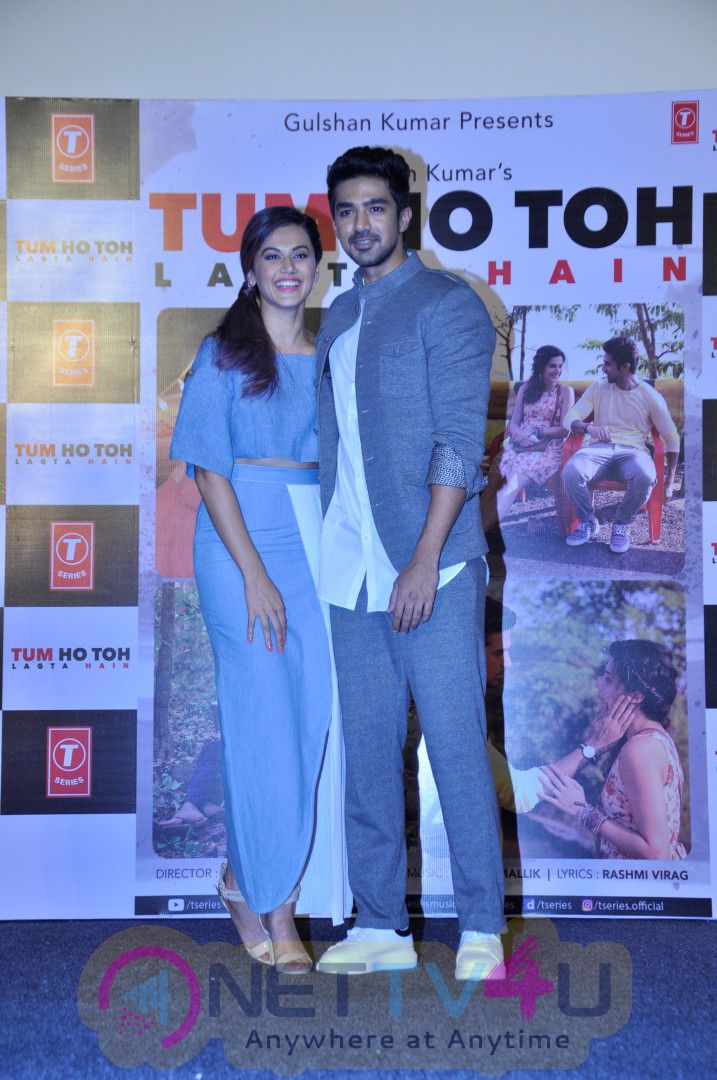 Tum Ho Toh Lagta Hai Song Launch Extraordinary Images