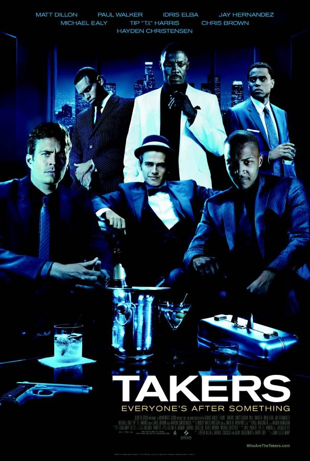 Takers Movie Review English