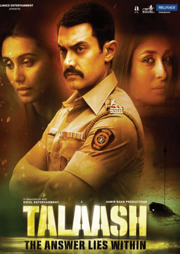 Talaash Movie Review Hindi Movie Review