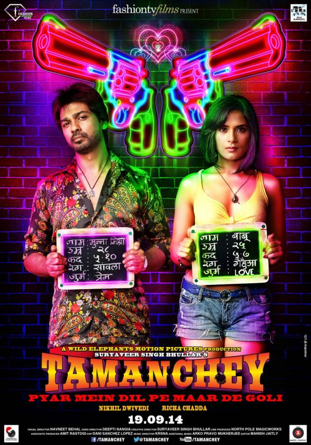 Tamanchey Movie Review Hindi