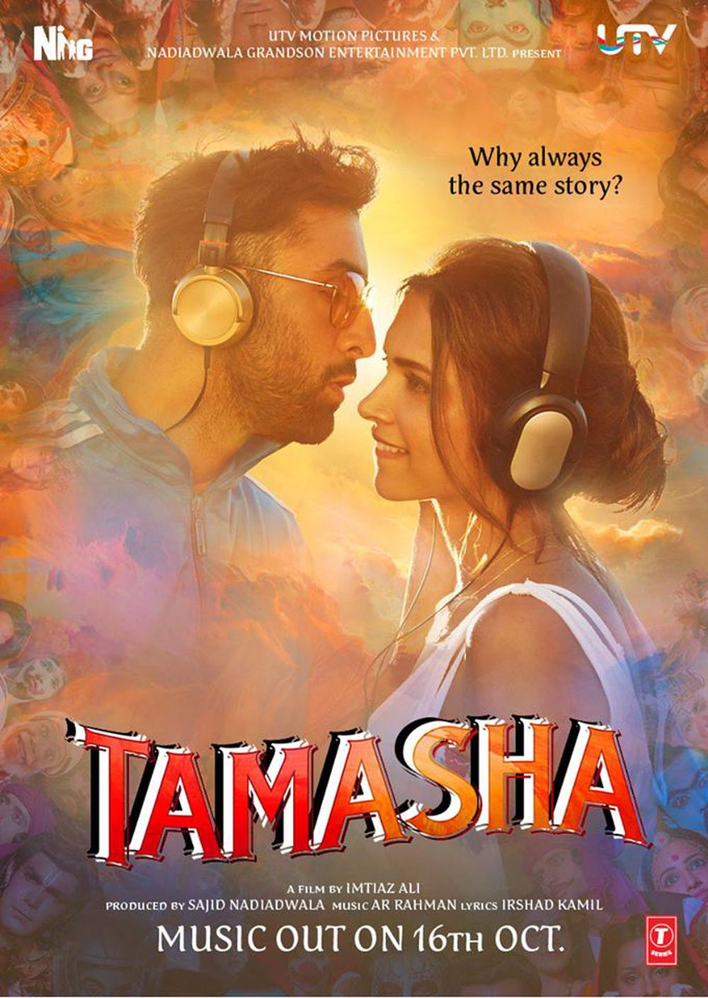 Tamasha Movie Review Hindi Movie Review