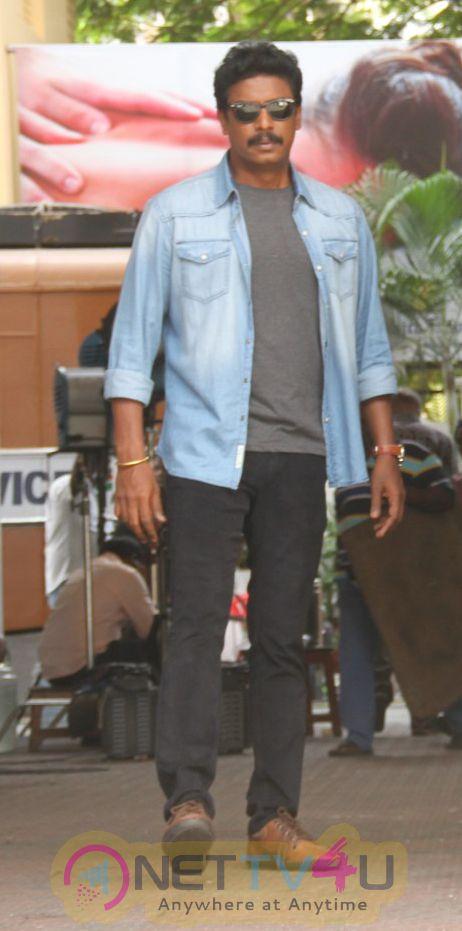 Tamil Actor Samuthirakani New Photos