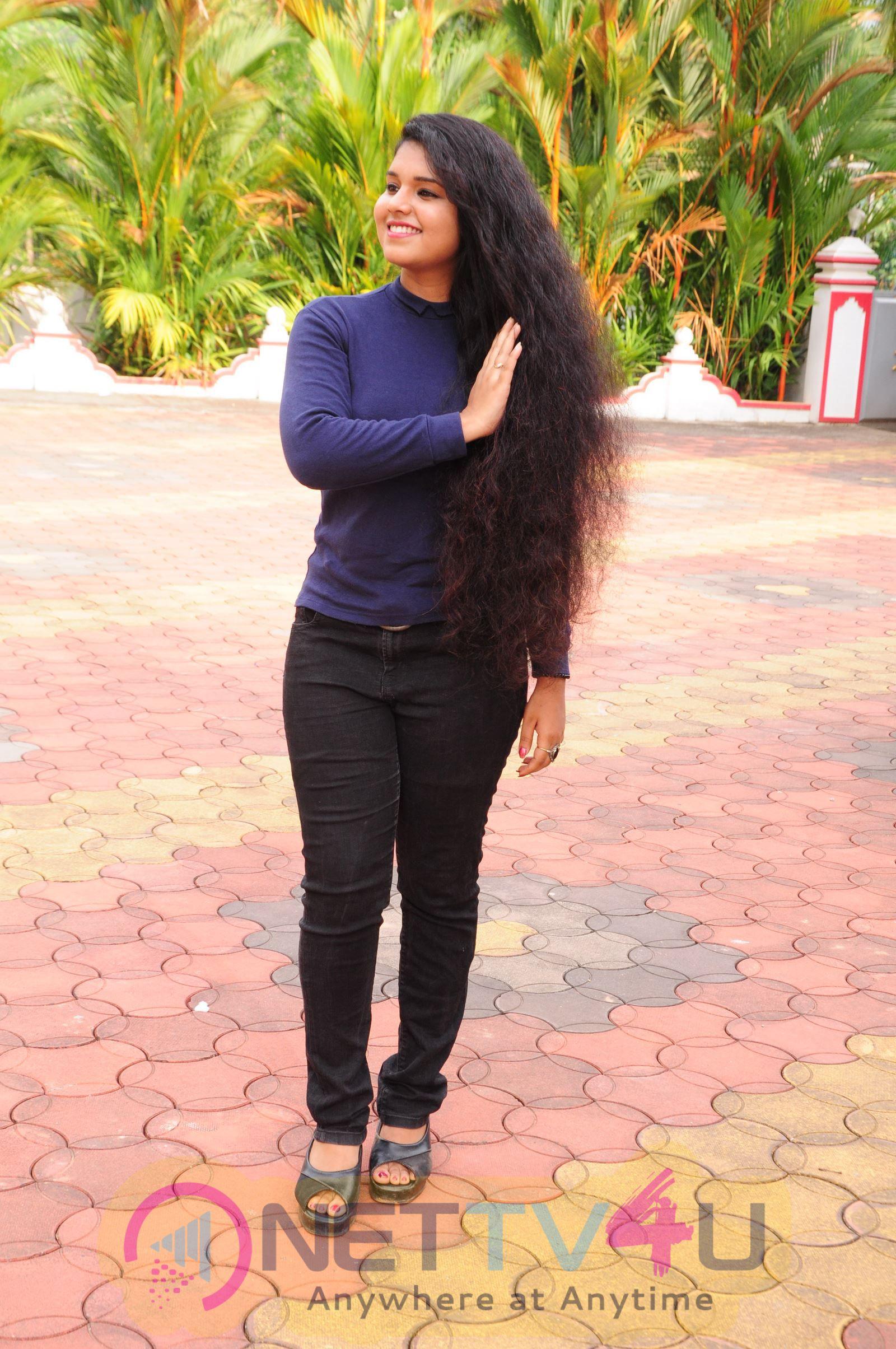Tamil Actress Anu Krishna Latest Exclusive Photos