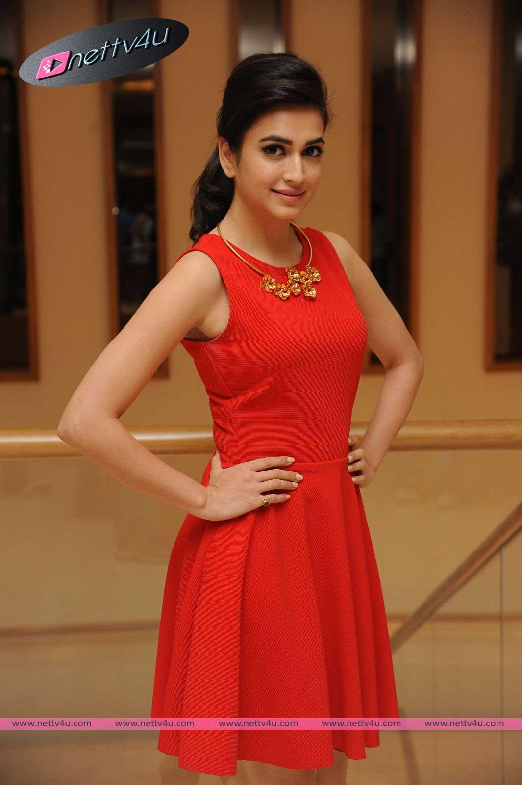 Tamil Actress Kriti Karbhanda Latest Photoshoot At SIIMA