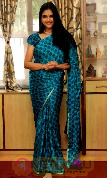 Tamil Actress Vasundra Latest Beautiful Stills