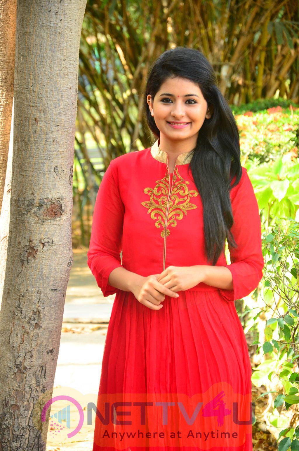 Tamil Film  Actress Reshmi Menon Latest Images
